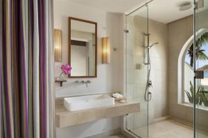 Phòng tắm tại Avani Quy Nhon Resort