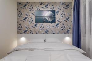 Krevet ili kreveti u jedinici u okviru objekta Vila Borova Zlatibor Apartments