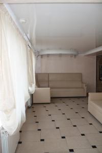 Гостиная зона в Отель Акрополис