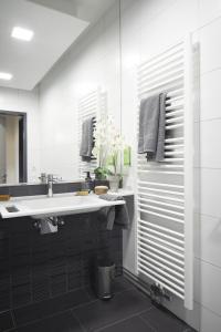 A bathroom at bfwhotel und Tagungszentrum
