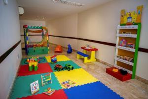 The kid's club at Grande Hotel da Barra