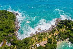 A bird's-eye view of Paradise Beach Backpackers Hostel
