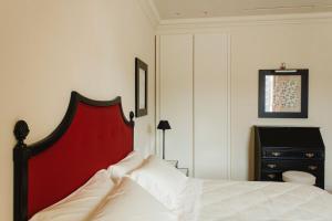 Cama o camas de una habitación en Alvino 1884 Hotel & Meeting