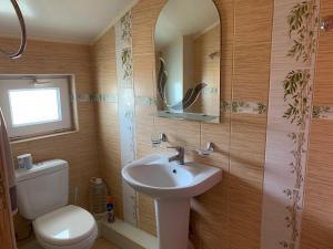 A bathroom at Harmony