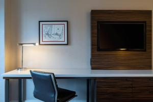 A television and/or entertainment center at Renaissance Washington, DC Downtown Hotel