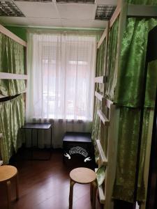 Гостиная зона в Меридиан на Фортунатовской