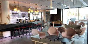 Pub eller bar på Oslofjord Hotel
