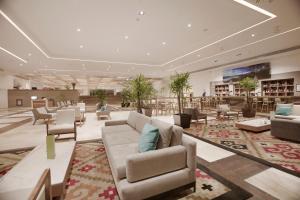 Un restaurante o sitio para comer en Presidente InterContinental Cancun Resort