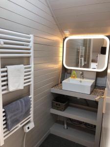 A bathroom at Domaine La Bonne Etoile