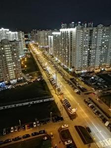 Апартаменты Крокус Хоум с высоты птичьего полета