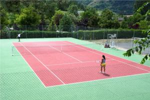 Tennis and/or squash facilities at Village de Gîtes de Chanac or nearby