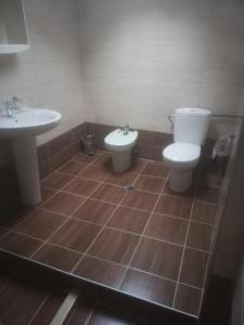 Ванная комната в Guest House Delphini