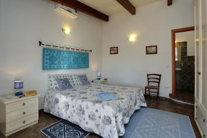 A bed or beds in a room at B&B Nonno Stacca