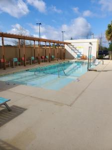 The swimming pool at or near Home2Suites by Hilton Augusta