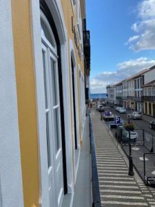 Uma varanda ou terraço em Hotel Ilha