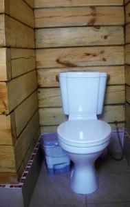 Ванная комната в Малиновый Остров