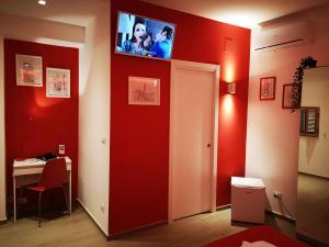 TV o dispositivi per l'intrattenimento presso La Disfida Di Barletta