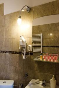 Ванная комната в BedRooms Piotrkowska 64