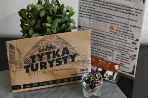 Сертификат, награда, вывеска или другой документ, выставленный в BedRooms Piotrkowska 64