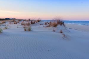 Atlantic Oceanside Dewey Beach Resort during the winter