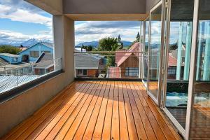 Un balcón o terraza de Natalino Hotel Patagonia