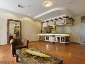 منطقة جلوس في ARABEST Aparthotel & Boardinghouse