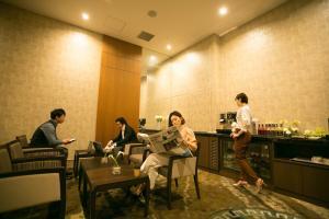 Restoran atau tempat makan lain di The Strings Hotel Nagoya