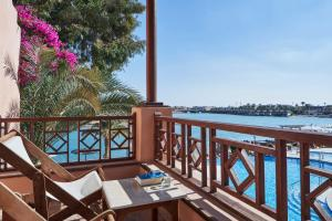 A view of the pool at Hotel Sultan Bey Resort or nearby