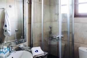 Ένα μπάνιο στο Drymna