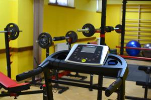 Centrum fitness w obiekcie Kirowy Gościniec