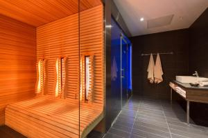 Spa and/or other wellness facilities at Leonardo Royal Hotel Den Haag Promenade