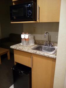 A kitchen or kitchenette at Holiday Inn Express & Suites Monterrey Aeropuerto, an IHG hotel