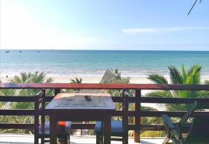 Vista general del mar o vista desde el hotel