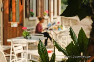 Ristorante o altro punto ristoro di Lake Como Peace Lodge - Casa della Pace