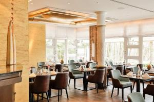 A restaurant or other place to eat at Dorint Venusberg Bonn