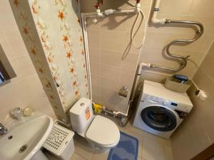 Ванная комната в Apartment in Kupchino