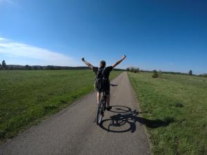 Radfahren an der Unterkunft Speidel´s BrauManufaktur oder in der Nähe
