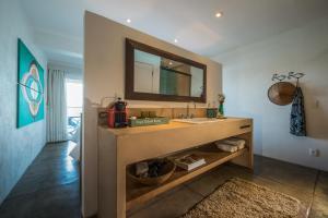 Un baño de Vila d'este Handmade Hospitality Hotel