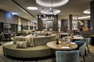 A restaurant or other place to eat at Van der Valk Hotel Tilburg