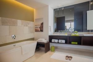 Un baño de Presidente InterContinental Cancun Resort