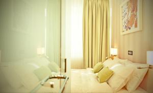 Krevet ili kreveti u jedinici u okviru objekta Hotel Argo