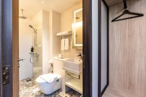 Un baño de The Quay Hotel (SG Clean, Staycation Approved)