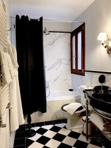 Bagno di Hotel La Calcina