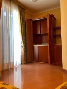 Küche/Küchenzeile in der Unterkunft Residenza d'Aragona
