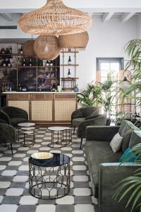 The lounge or bar area at Santa Ponsa Fontenille Menorca