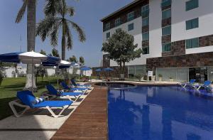 Piscina en o cerca de Holiday Inn Express Villahermosa