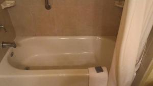 A bathroom at Wingate by Wyndham Richmond Short Pump