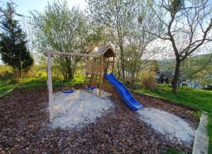 Children's play area at The Green House