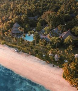 A bird's-eye view of Nay Palad Hideaway - All Inclusive Stay