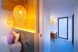 Кровать или кровати в номере Siam Bay Resort